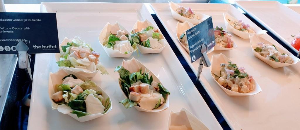 Tallinnan ravintolatarjonta - Viking Buffet