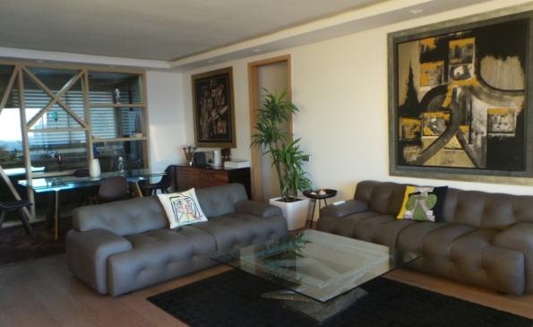 Appartement meuble terrasse location Gauthier Casablanca  Viaprestige Immobilier