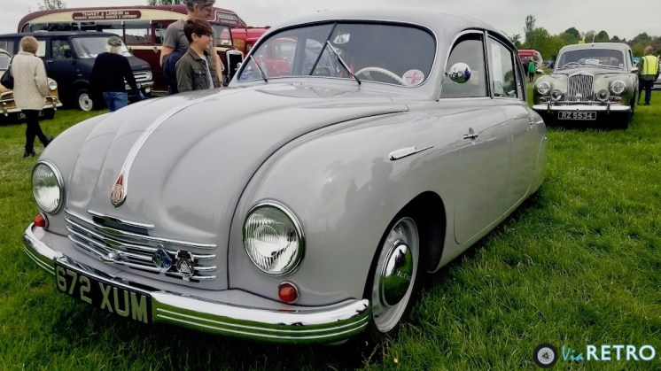 1949 Tatra T600 Tatraplan