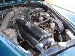 1959 Alvis TD21 - 5