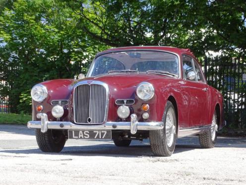 1961 Alvis TD21 - 1