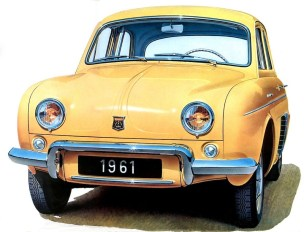 1961 Dauphine