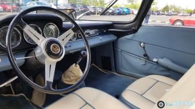 1964 Giulia SS interior