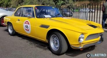 1964 Iso Rivolta IR340