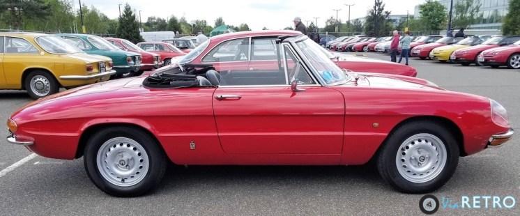 1969 AR 1750 Duetto 2