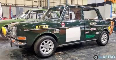 1969 Simca 1000 Rallye