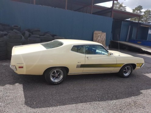 1970 Ford Torino Sportsroof - 1