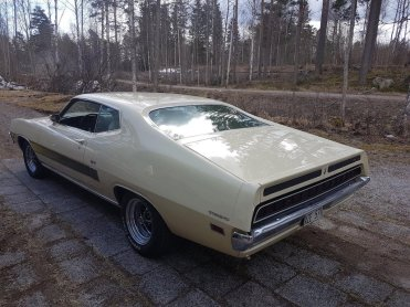 1970 Ford Torino Sportsroof - 3