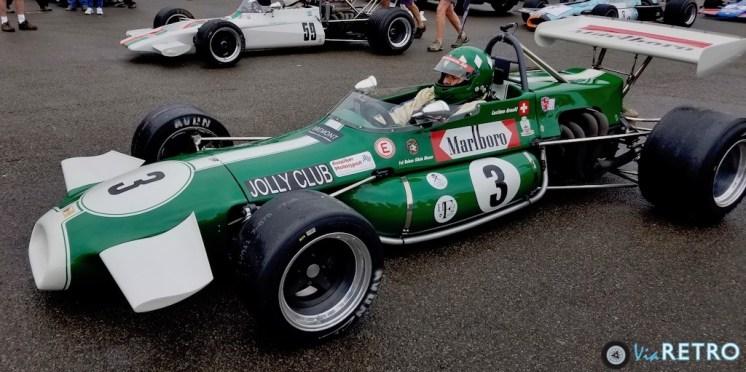 1971 Brabham BT36 F2