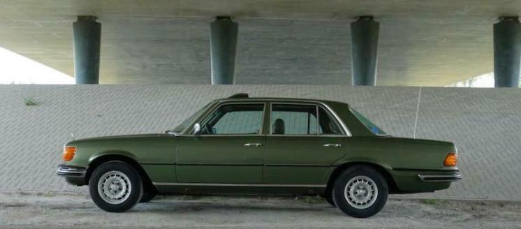 1979 MB 350SE - 2