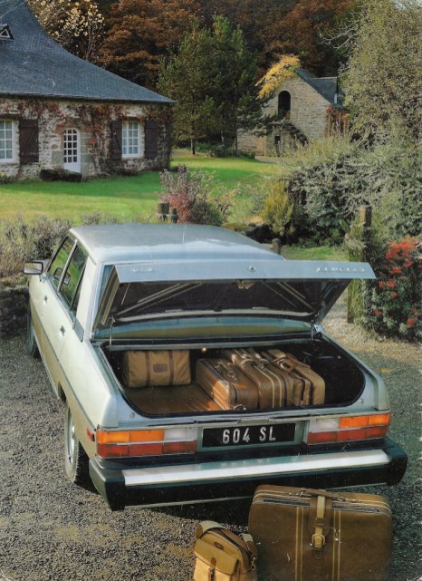 1979 Peugeot 604 Brochure 07