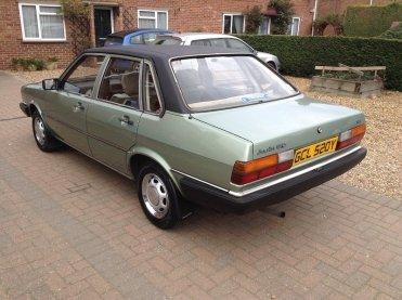 1983 Audi 80 GL - 3