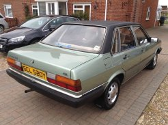 1983 Audi 80 GL - 4