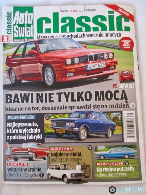 5.8 Polish car magazine