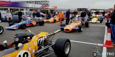 F2 cars