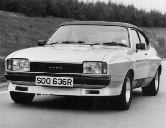 Ford Capri X-pack