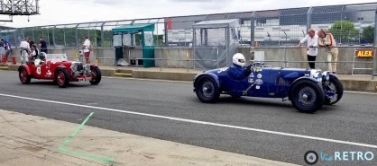 Pair of 1933 AM Le Mans 1.5L