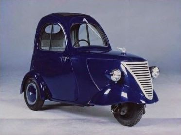 1941 Rijende Prototype