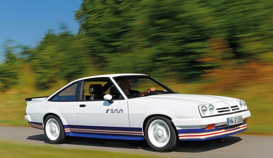 i200: The forgotten Opel Manta | ViaRETRO