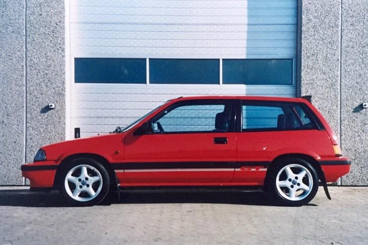 '87 Honda Civic 1.5i GT