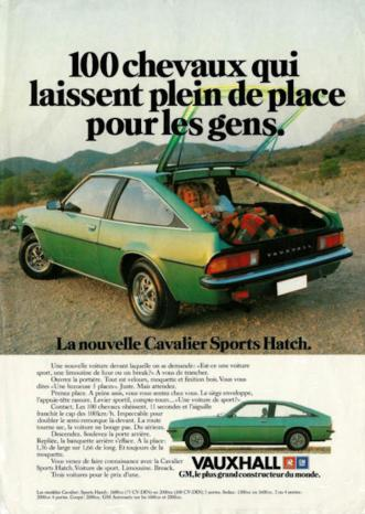 Cavalier Sportshatch Belgium