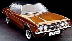 Ford Cortina mk3 1970-1976