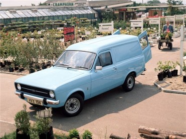 Mk2 Van