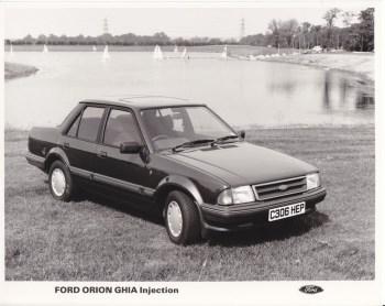 Orion Ghia