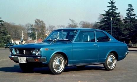 Toyota Carina 1970