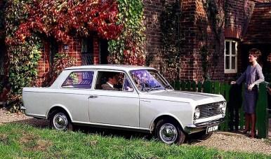 Vauxhall Viva HA 1963-1966