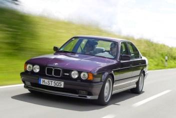 BMW M5 e34 - Daytona