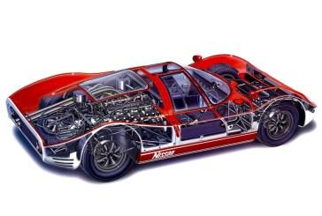 Prince R380 II - cutaway