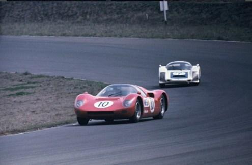 Prince R380 - Japan Grand Prix 1967