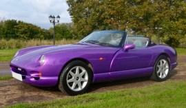 TVR Chimera - Purple