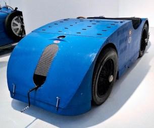 Bugatti's Tank