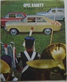 OK UK brochure 1967