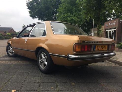 1979 Opel Commodore - 3