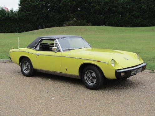 1975 Jensen Healey - 1