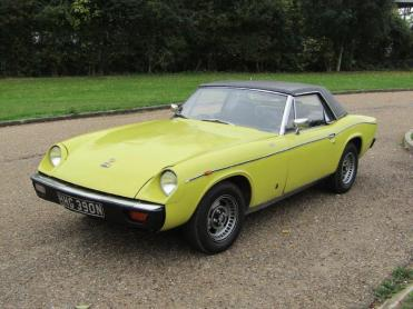 1975 Jensen Healey - 2