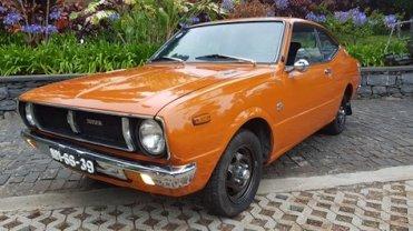1976 Toyota Corolla SR - 1