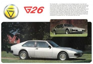 Ginetta G26