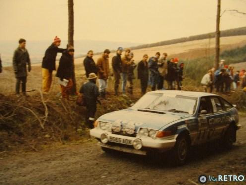 RAC Rally 1985 - 15