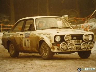 RAC Rally 1985 - 25