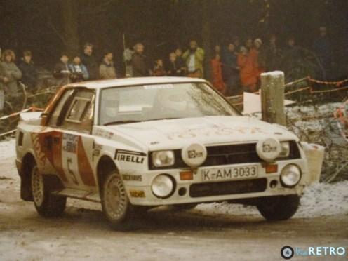 RAC Rally 1985 - 38