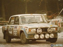 RAC Rally 1985 - 41