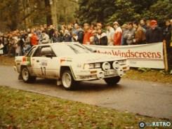 RAC Rally 1985 - 52