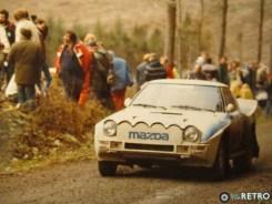RAC Rally 1985 - 6