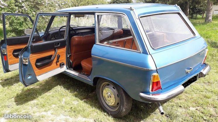1975 Peugeot 304SL Break - 3