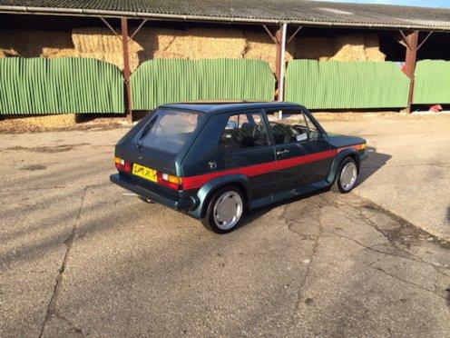 '83 VW Golf Kamei X1 - 2