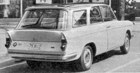 BMW 700 Coune